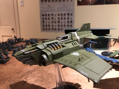 This one you guys have seen before, but I have since weathered it a little. Also part of the 144th, this one bears on each wing half an aquila, perhaps a sign of a particularly devout pilot?
