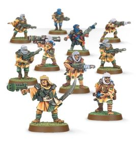 Tallarn Desert Raiders; For when you want to live off the desert and ambush your foes!
